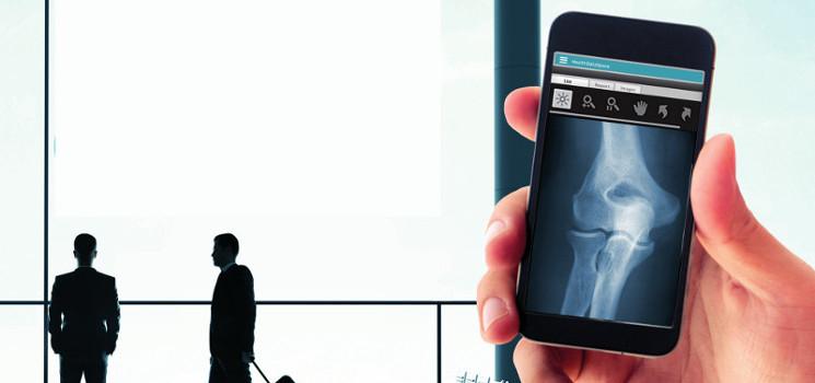 HealthDataSpace Vorteil für Kliniken: Mehr internationale Patienten behandeln
