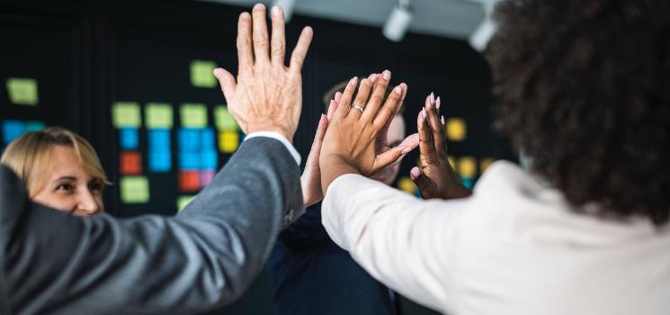 HealthDataSpace - Wie die Erfolgsgeschichte begann