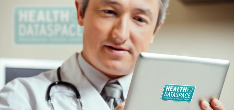 Warum Radiologen HealthDataSpace zum Hintergrunddienst nutzen sollten