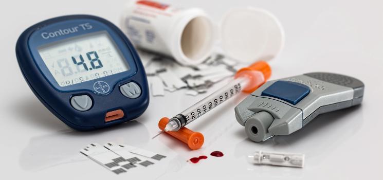 6 Diabetes Apps, die Patienten im Alltag helfen